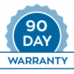 3 Month warranty on appliance repair labour and any appliance parts that we install.
