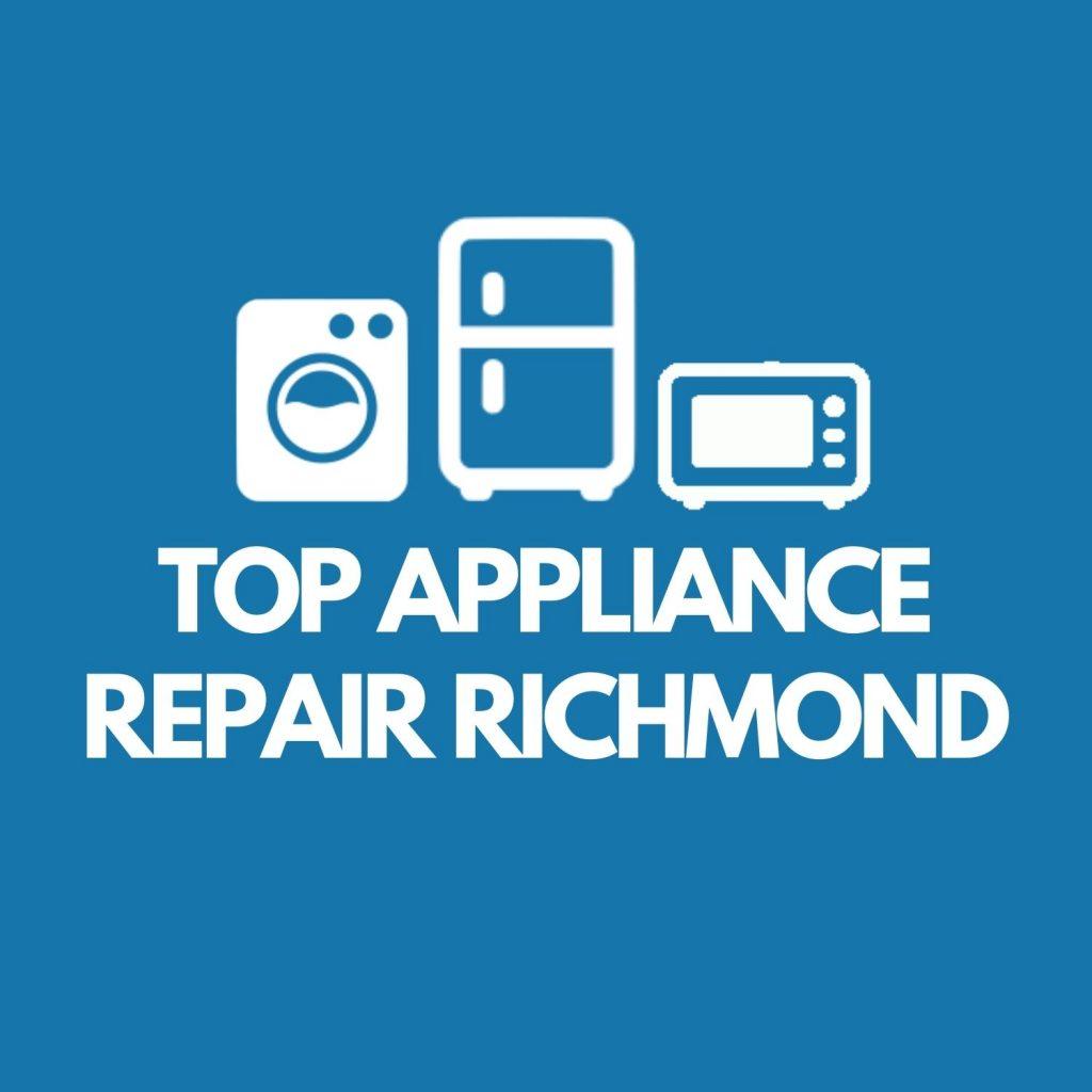 Top Appliance Repair Richmond Logo