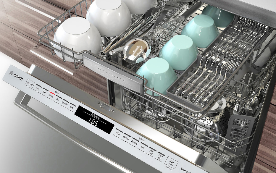 Bosch dishwasher not starting? Check out our list of the most common culprits causing this issue.